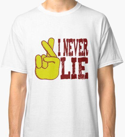 Lie t-shirt Classic T-Shirt