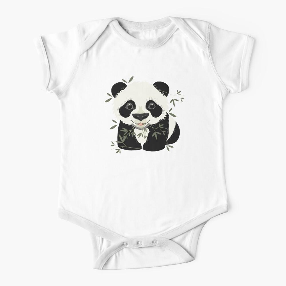 Panda Baby One-Piece