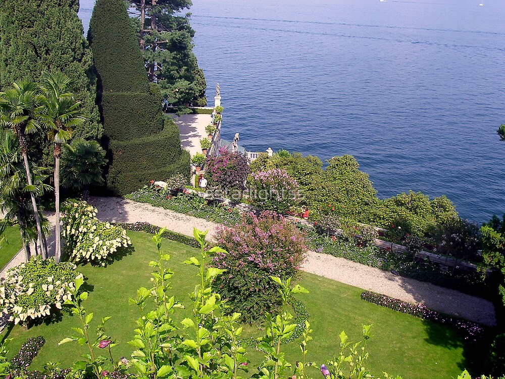 Isola Madre Gardens by sstarlightss