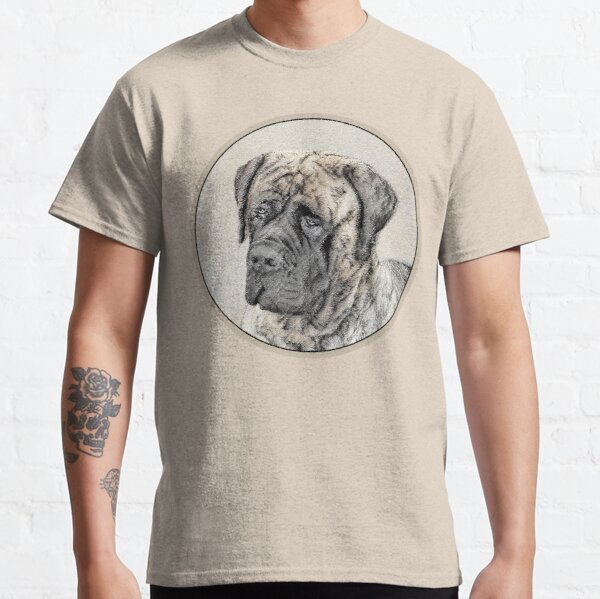 English Mastiff (Brindle) Classic T-Shirt