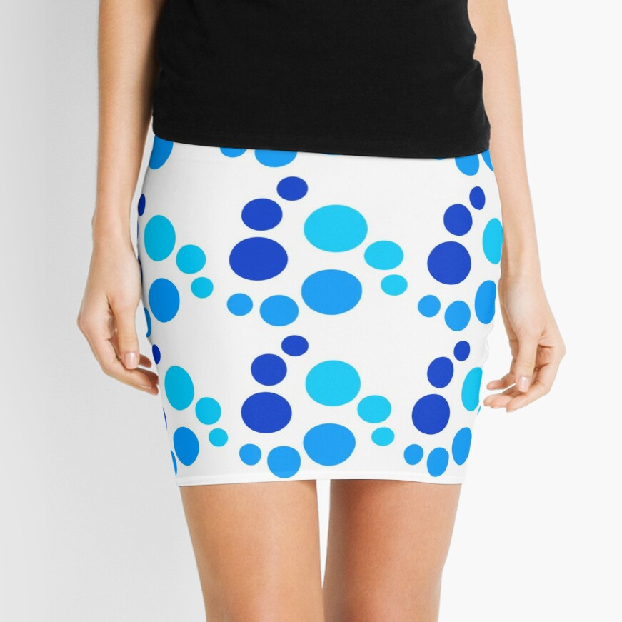 Coral Sea Foundation Icon Mini Skirt