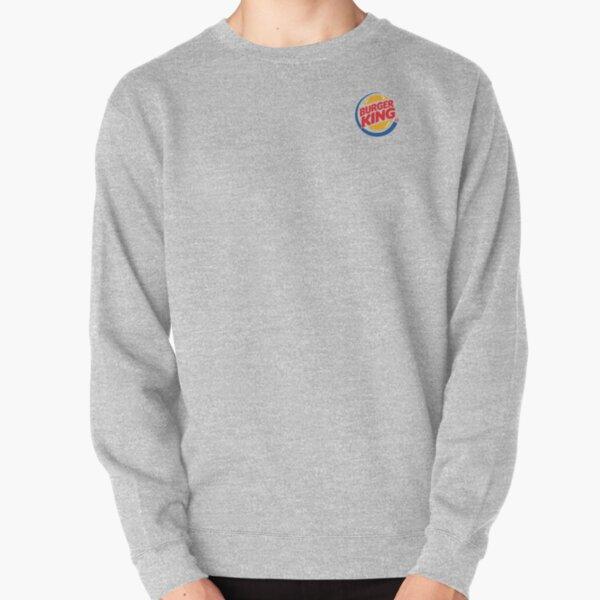 Burger King Pullover Sweatshirt