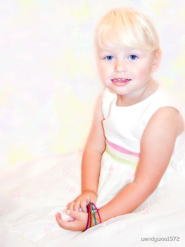 Lydia almost 3 by wendywoo1972
