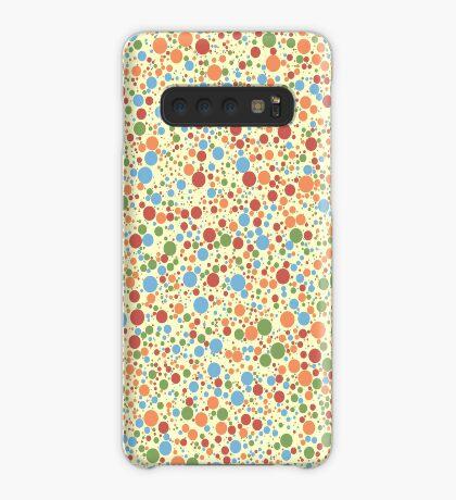 Pastel - Circle Spawning 001 Case/Skin for Samsung Galaxy