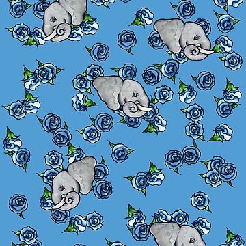 Elephant Blues by Boogiemonst