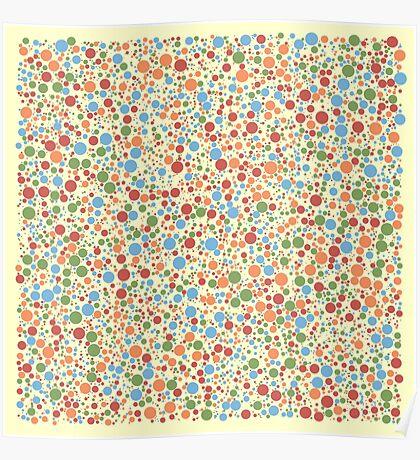 Pastel - Circle Spawning 001 Poster