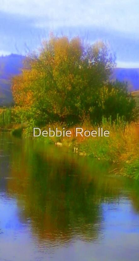 Autumn Walk by Debbie Roelle