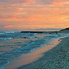 Quobba Sunrise by Harry Oldmeadow