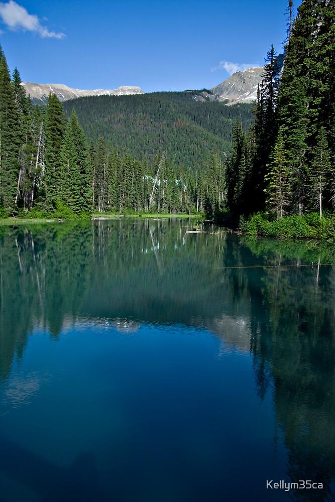 Emerald Lake, BC by Kellym35ca