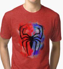 Smokey spidey Tri-blend T-Shirt