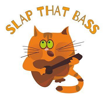 Slap That Bass by StudioDesigns