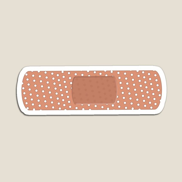Band aid - plaster Magnet