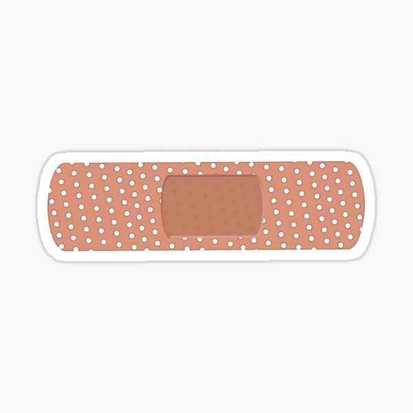 Band aid - plaster Sticker