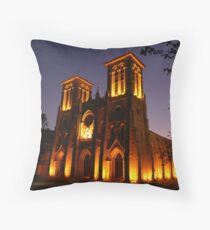 Heavenly Glow!  Throw Pillow