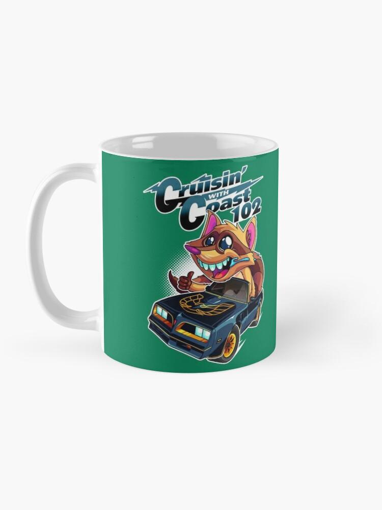 Alternate view of Cruisin' with Coast 102 - 2018 Mug