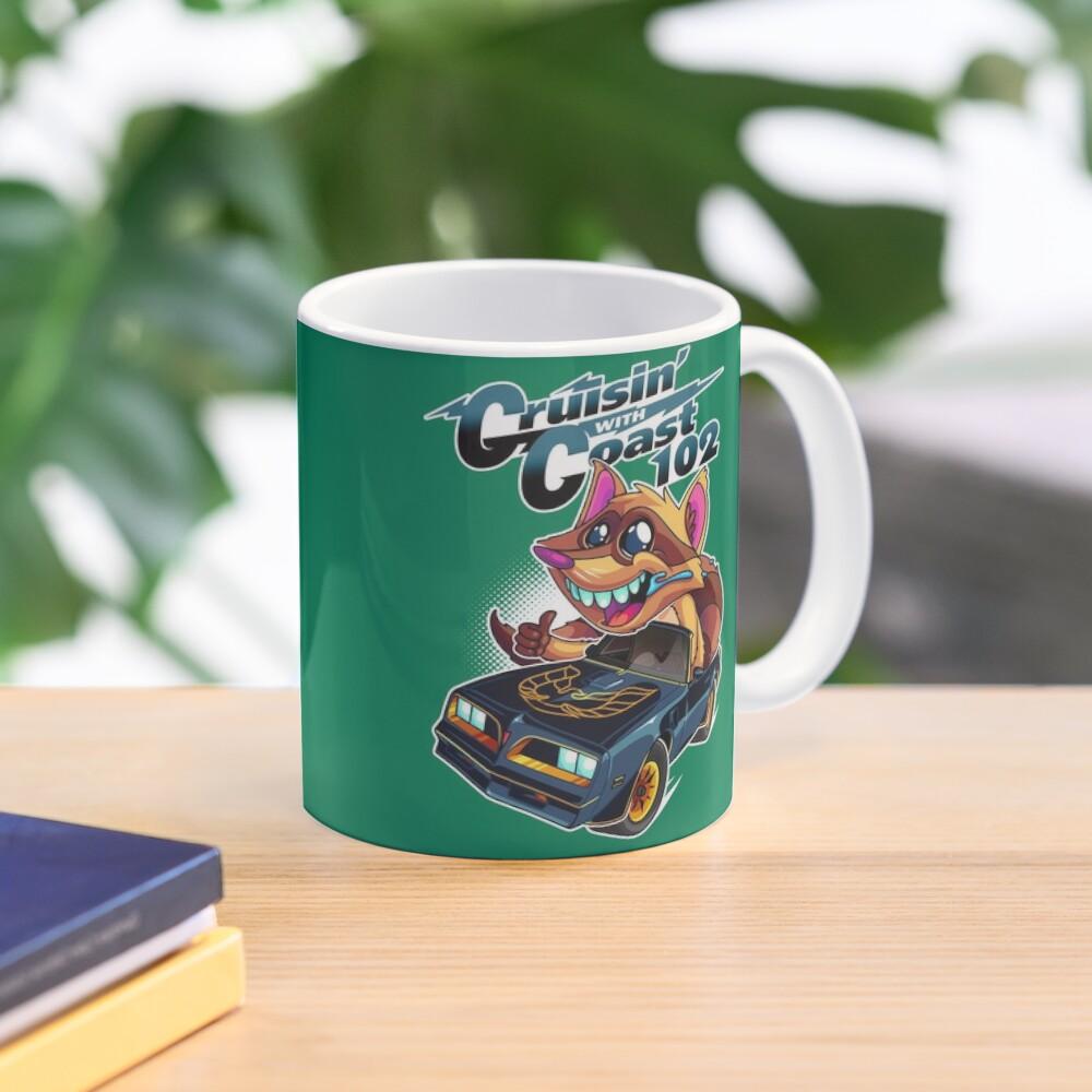 Cruisin' with Coast 102 - 2018 Mug