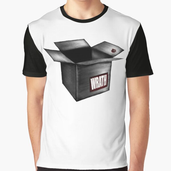 What's in the box?! (Seven / Se7en) Graphic T-Shirt