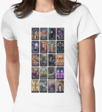 Coven - Tarot Women's Fitted T-Shirt