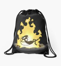 Firepit Lucy Drawstring Bag