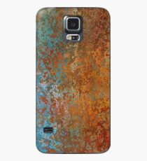 Industrial Rustic paint Rusty metal Case/Skin for Samsung Galaxy