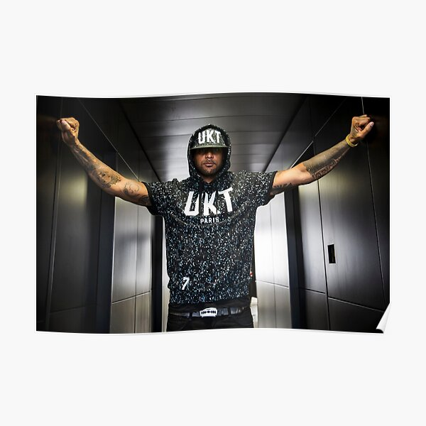 Booba force Poster
