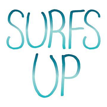 Surfs Up! by Sketchbrooke