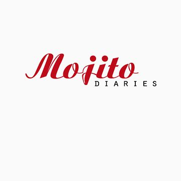 The Mojito Diaries T-Shirt by gavinwood