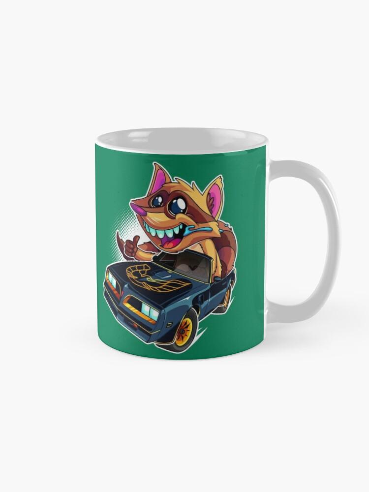 Alternate view of Cruisin' Bandit Mug
