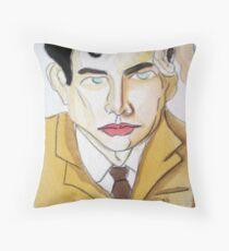 The Actor Throw Pillow