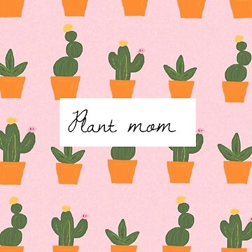 Plant mom by azaleas