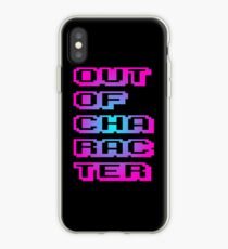 OOC - Out of Character CM iPhone Case