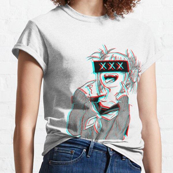 """Himiko Toga  """"XXX"""" Camiseta clásica"""