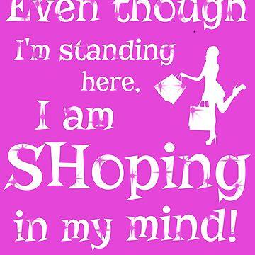 Shopping in my mind by JohnyZero