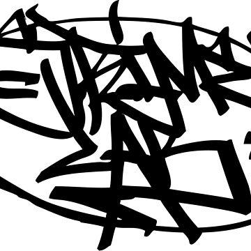 Grime Lab Graffiti Tag by SamuelMolina