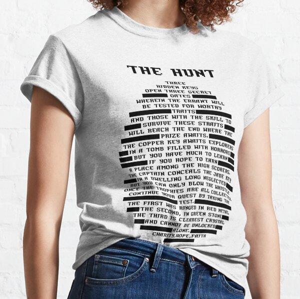 Hallidays Hunt Classic T-Shirt