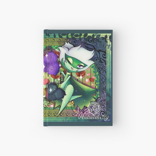 Bouquet Stained Glass Hardcover Journal
