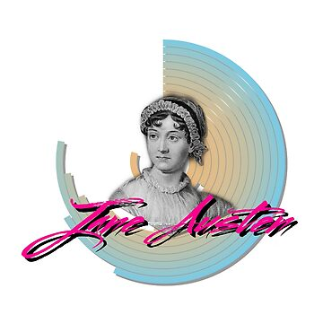 Jane Austen 80's Inspired Aesthetic Design by claireheil014