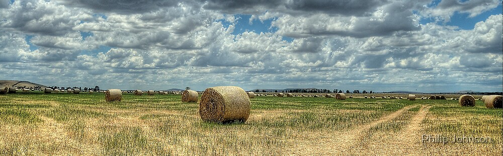 Under Cloudy Skies - Clunes/Ballarat - The HDR Experience by Philip Johnson