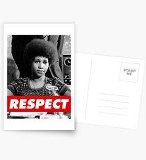 R.E.S.P.E.C.T. Postcards