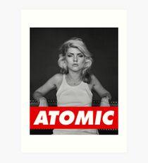 Atomar Kunstdruck