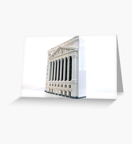 NYSE Greeting Card