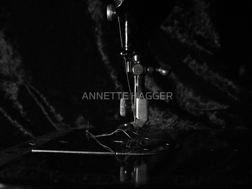 The Absence of Presence - 2 - by ANNETTE HAGGER
