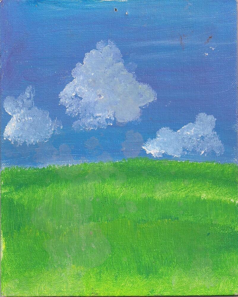 A Canvas Sky by SmirkingRevenge
