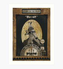 Obadiah Theremin, M.D. Art Print