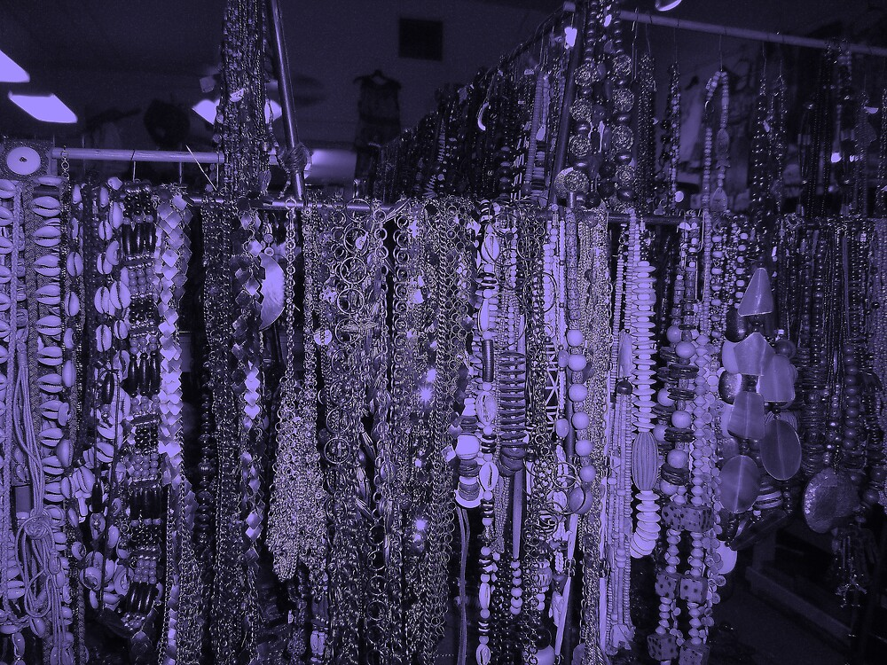 House of Beads by Works By  Barbara