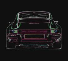 Porsche 911 3.2 Rear