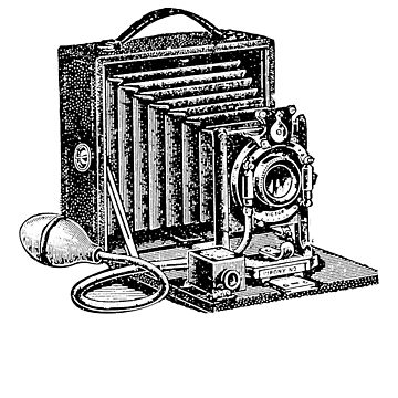 Antique Camera Vintage I Love Photography Photos by zot717