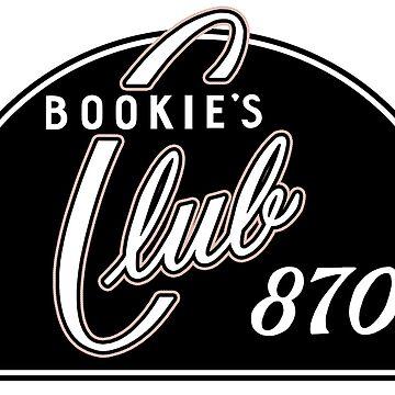 BOOKIE'S Club 870, Detroit (Color) by PissAndVinegar