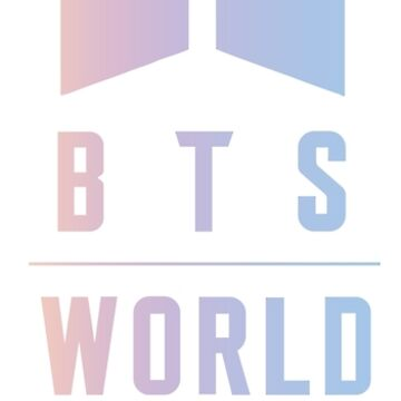 BTS Love Yourself World Tour Merch - Pastel by bocaheturuc
