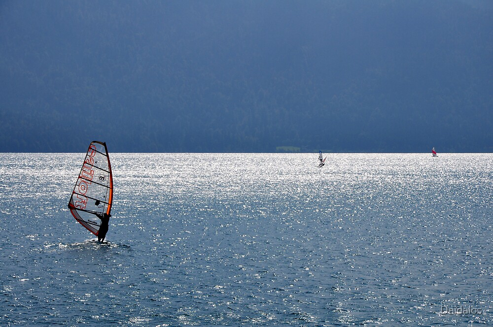 Windsurf by Daidalos